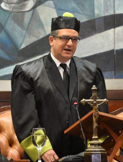 Discurso de rendición de cuentas del juez presidente del Tribunal Superior Electoral, Mgdo. Román Jáquez Liranzo, con ocasión del sexto aniversario del TSE, de fecha 20 de enero de 2018.