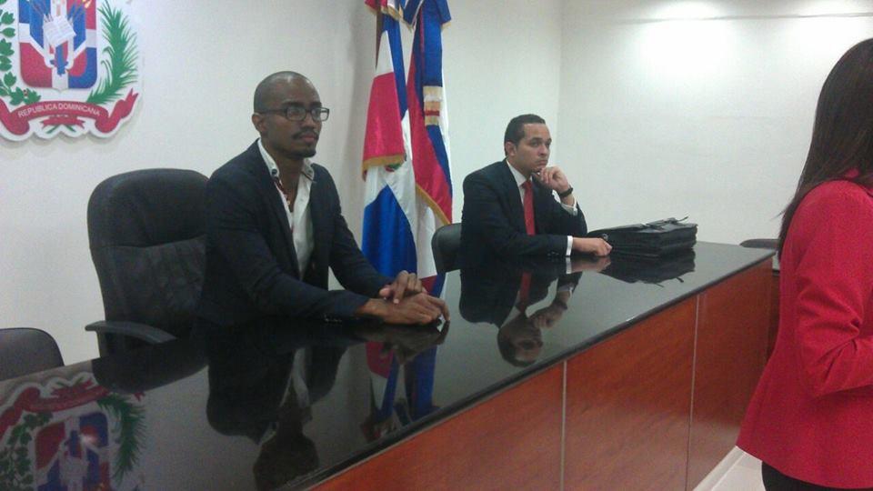 Actividad Sistema Interamericano APEC, Ricardo David