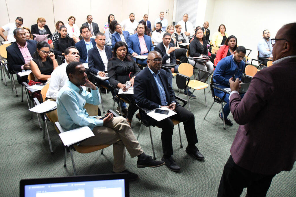 """Observatorio Judicial Dominicano imparte taller """"Teoría y práctica de las medidas de coerción"""""""