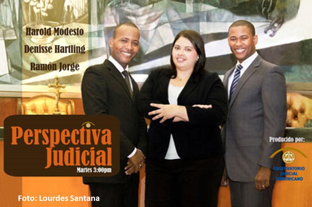 Foto Programa Radial Perspectiva Judicial