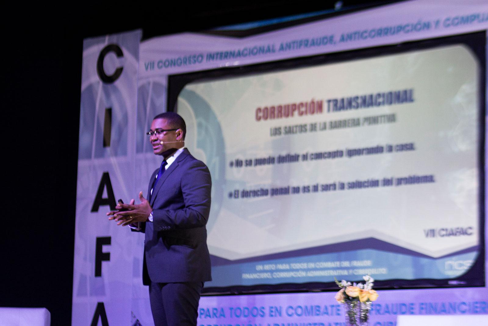 Observatorio Judicial Dominicano participa en el VII Congreso Internacional Antifraude