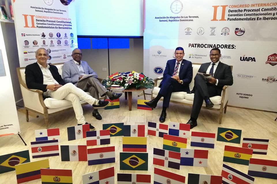 Observatorio Judicial participa en el II Congreso Internacional en Derecho Procesal Constitucional, Garantías Constitucionales y Derechos Fundamentales en Iberoamérica